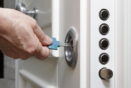 Sicherheitsschloss Mehrfachverriegelung