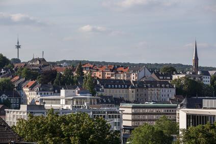 Luftaufnahme Wuppertal