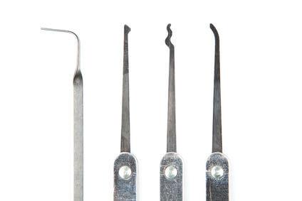 Schlüsseldienst Werkzeug
