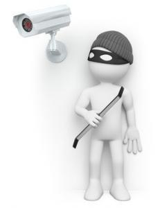 Schutz vor Einbrechern